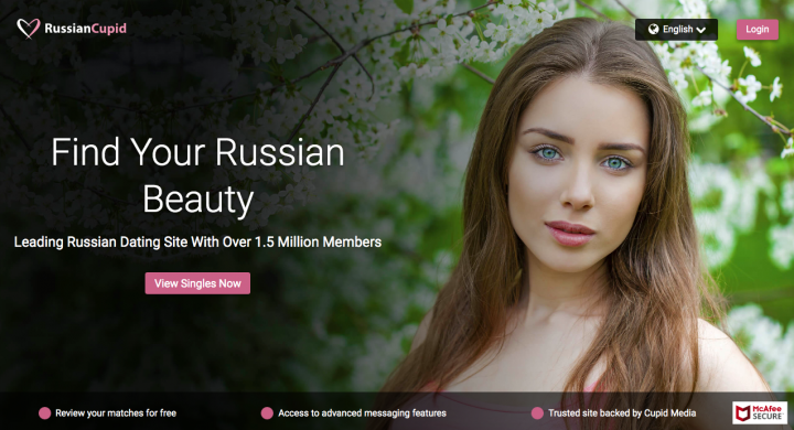 main page RussianCupid