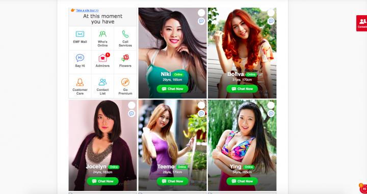 women users